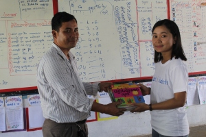 Community Action Challenge 2017 we student for student