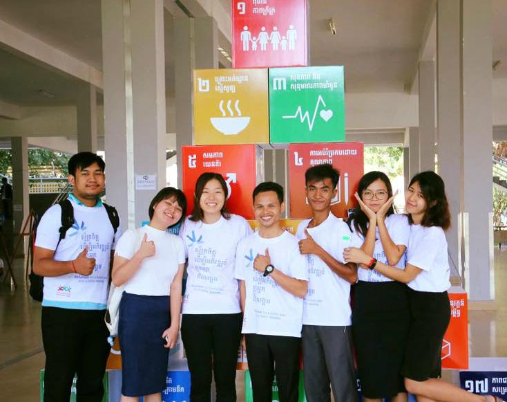 Community Action Challenge 2017, benefits of volunteerism